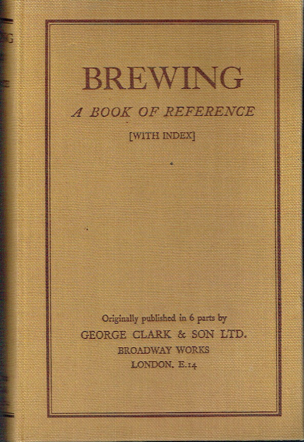 Brewing : A Book of Reference