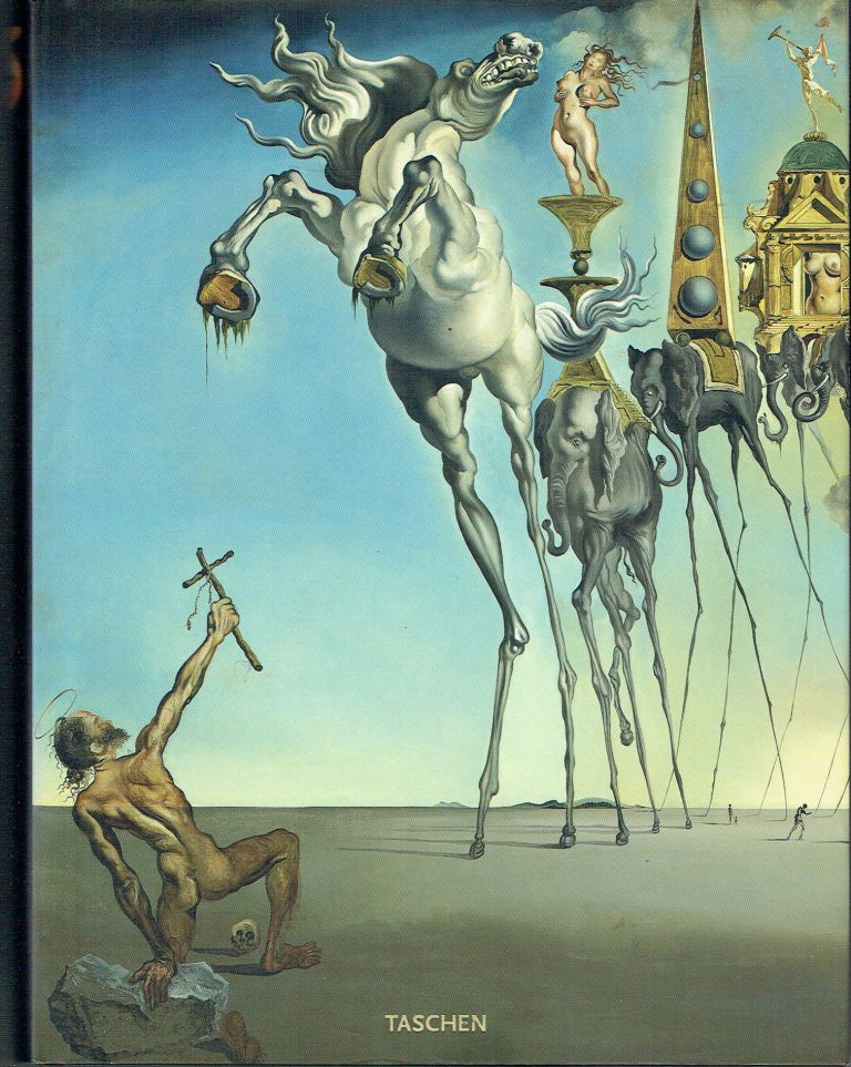 Salvador Dalí 1904-1989 : The Paintings Vollume I, 1904-1946; The Paintings Volume II, 1946-1989 [2 volumes]. Robert Descharnes, Gilles Néret.