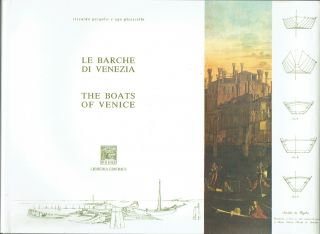 Le Barche Di Venezia / The Boats of Venice. Pergolis, Riccardo, Ugo Pizzarello