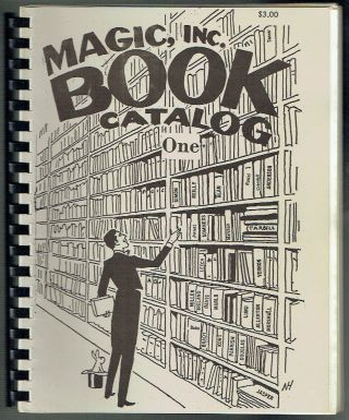 Magic Inc. Book Catalog One
