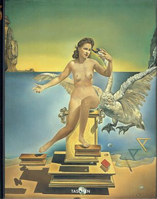Salvador Dalí 1904-1989 : The Paintings Vollume I, 1904-1946; The Paintings Volume II, 1946-1989 [2 volumes]